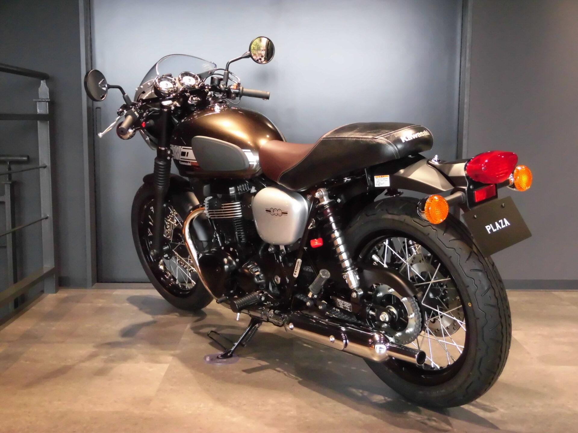 Kawasaki W800カフェ