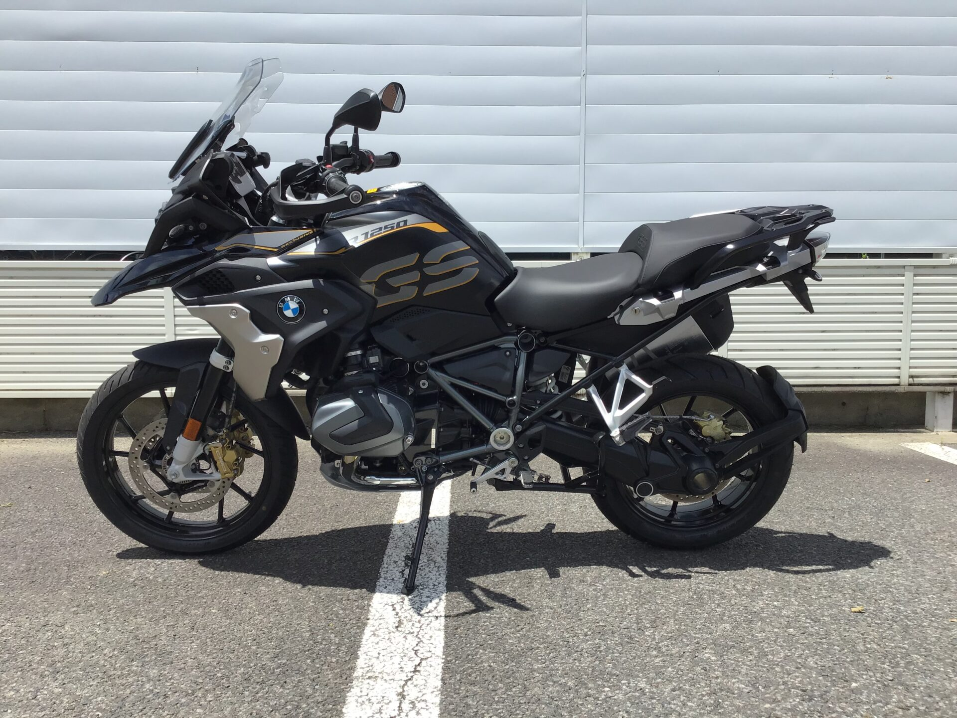 BMW MOTORRAD R1250GS プレミアムライン