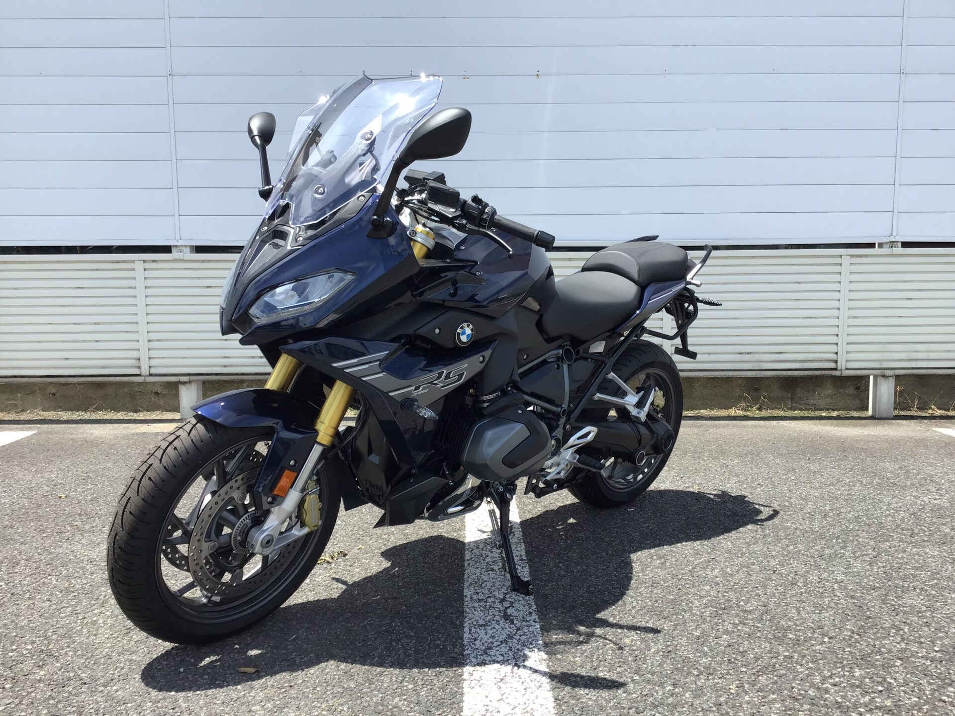 BMW MOTORRAD R1250RS プレミアムライン