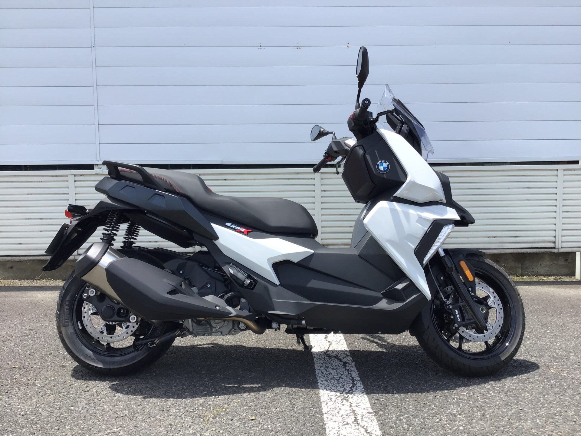BMW MOTORRAD C400X ハイライン