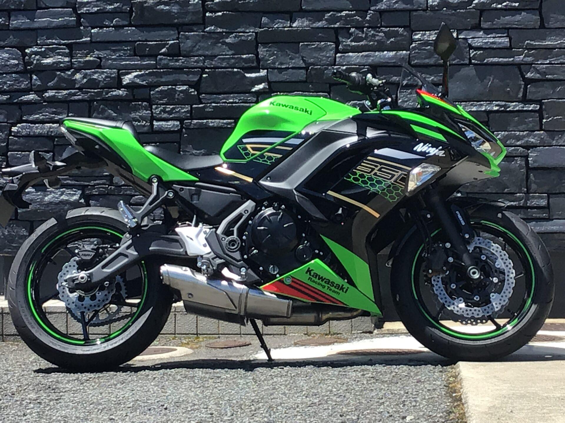 Kawasaki Ninja650 KRT