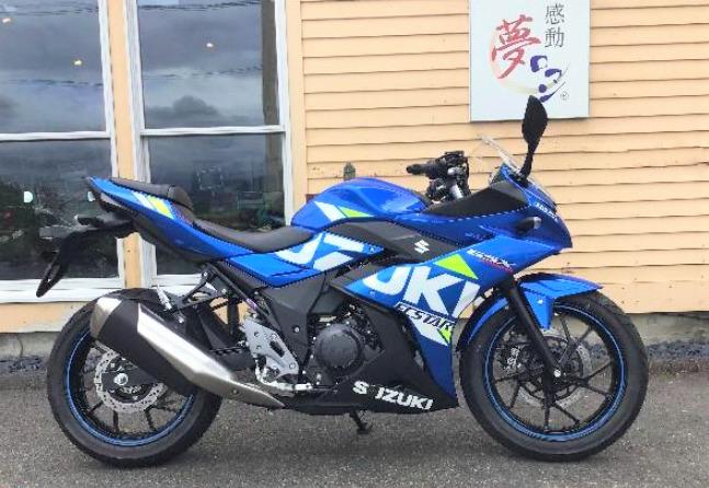 SUZUKI GSX250R ABS