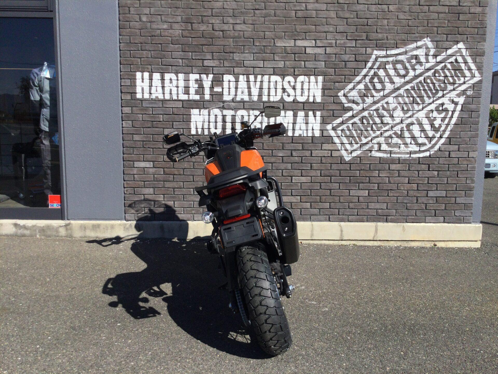 HARLEY DAVIDSON RA1250S